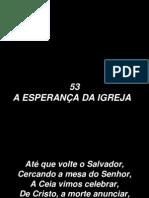 53 - A esperança da igreja