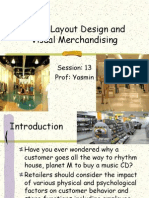 Session 13 Store Layout Design