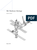 NASA Russia Mir Space Station Hardware Heritage