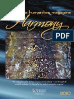 Harmony Magazine (2010)