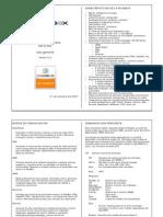 Manual Comandos Wisebox NG 422a Uso General