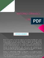 Biblio Graf i a Antonio Gramsci