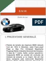 Studiu de Caz BMW