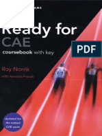 Ready for CAE Coursebook With Key