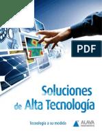 Catalogo Soluciones de Alta Tecnologia
