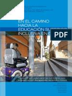 Educacion Superior Inclusiva en Chile