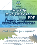 Programa Voluntariado Atzallan