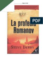 6916027 Berry Steve La Profecia Romanov