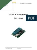 k 150 User Manual