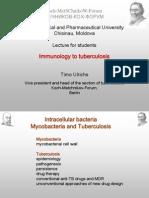 Ulrichs, Tuberculosis, Immunology, 111216