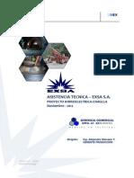 Informe Tecnico Chaglla Noviembre -2012