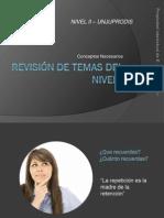 Clase 1 Nivel II PDF