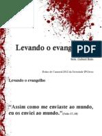 Levando o Evangelho PDF
