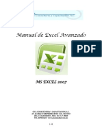 Manual Excelavanzado