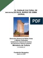 Min. Cultura 2004 Estudio Navapalos