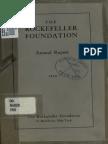 Rockefeller Report (1918)