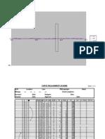 Curve Re Alignment Using Hallade Method