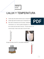 Temperatura y Calor - 6to - JJ