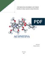 Aconitina