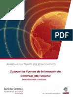 UC18 Conocer Fuentes Informacion Comercio Internacional