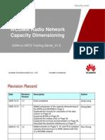 GSM-To-UMTS Training Series 03_WCDMA Radio Network Capacity Dimensioning_V1.0