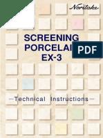 Screening Porcelain Ex 3