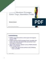 Standar Akuntansi Keuangan ETAP