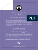 Amtrak City of New Orleans Train Route Guide