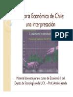 Desarrollo Eco de Chile- 1 introducci¢n