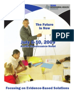 2009 DSHS Conference Brochure, Theme