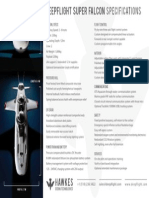 HOT DOC 001 Super Falcon Specifications