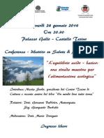 Alimentazione Ecologica Castello Tesino