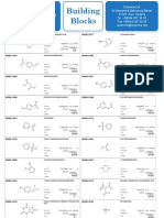 Organic chemistry compounds 2