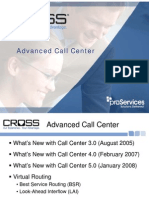 Call Center Advanced