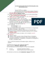 Passos Basicos Para Instalacao Com Linux II