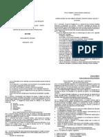 Reglamento Interno 2013 Para Docentes