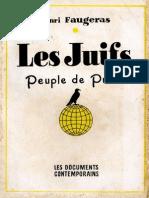 LesJuifsPeupleDeProie