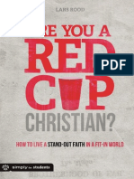Are You a Red Cup Christian