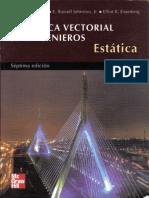 Mecanica Vectorial Para Ingenieros ESTATICA - 7ma Edicion - Beer, Johnston & Eisenberg