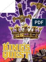 King's Quest IV thru VI Manual