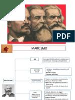 MARXISMO 2013-2014