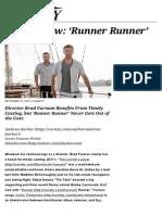 Variety Runner Runner