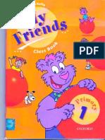 9201135 My Friends 1 Class Book