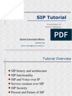 SIP Tutorial