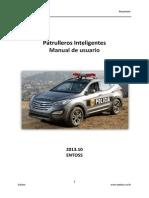 Patrulleros Inteligentes Manual de Usuario Entoss 01
