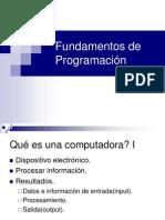 Fundamentos de Programacin2657