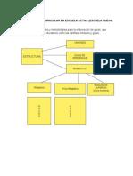 Estructura Curricular Escual Activa