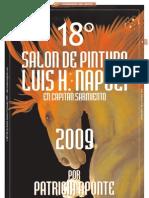 18ª SALON NAPOLI DE PINTURA, por Patricia Aponte