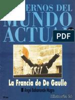 Bahamonde Magro, Ángel- La Francia de De Gaulle