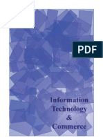 Information Technology and Commerce